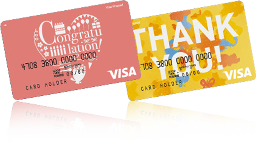 Visaギフトカード見本2